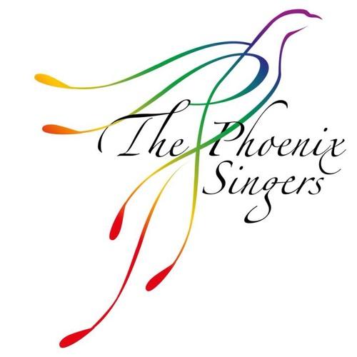 The Phoenix Singers Logo