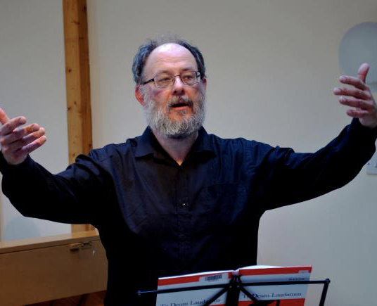 Peter McMullin - Repetiteur and Conductor